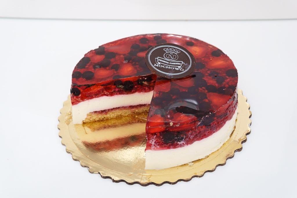 Tort sernik na zimno