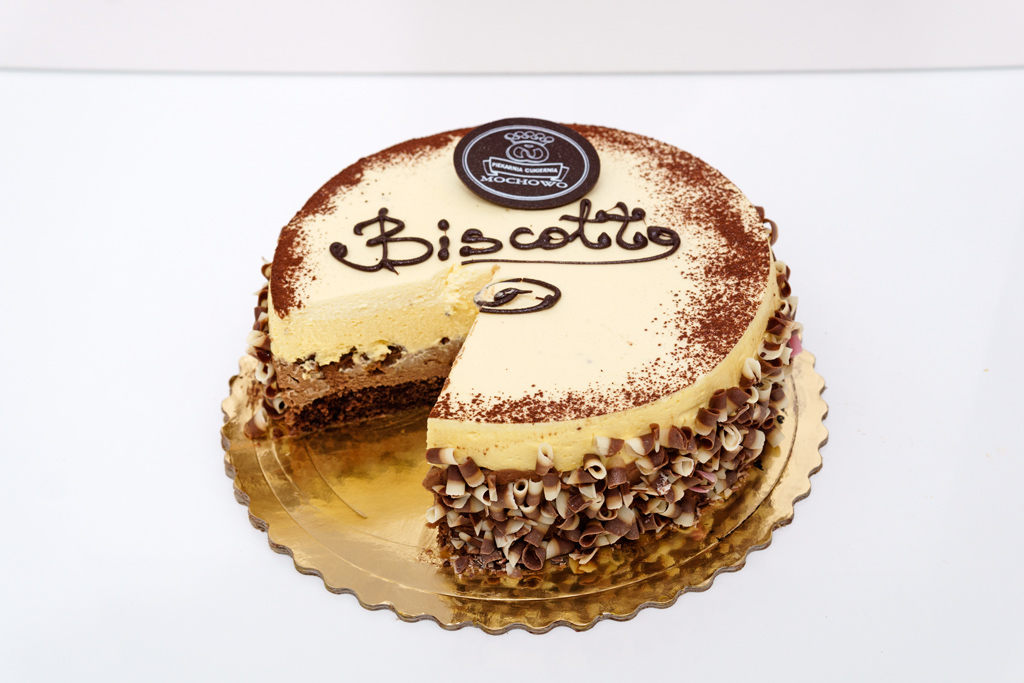 Tort Biscotto